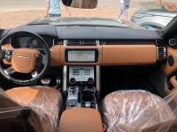 Land Rover Range Rover sản xuất năm  Số tự động Động cơ Xăng