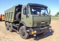Xe Ben Kamaz 65115 Vat