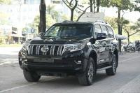 Giao ngay Toyota Prado VXL 3.0 _ Diesel 2021, nhập Trung Đông