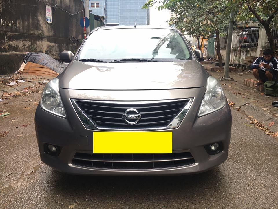 Cần bán xe Nissan Sunny XL 2016 số sàn màu Xám