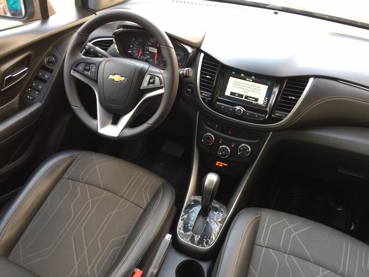 bán xe Chevrolet Trax 2018 nhập khẩu Hàn Quốc