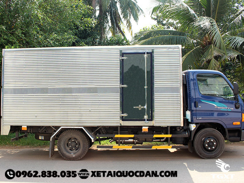 Xe tải HYUNDAI New Mighty 75S tải trọng 3500kg nhập khẩu