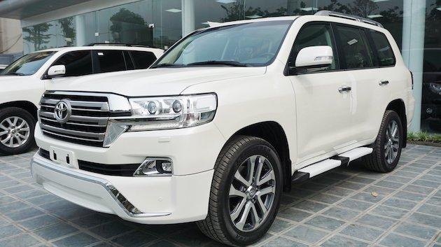 Toyota LAND CRUISER VX.R 2018   Nhập Trung Đông Nguyên Chiếc   Giao Ngay Toàn Quốc