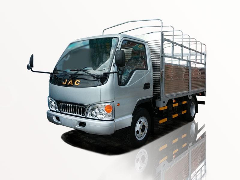 Xe tải JAC 1t25 thùng mui bạt không gì rẽ hơn