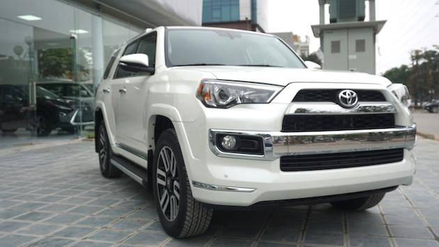 Toyota 4RUNNER LIMITED 2018   Nhập Nguyên Chiếc   Giao Ngay Toàn Quốc
