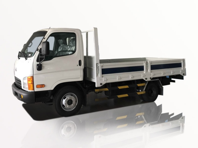 Xe tải Hyundai 2t4 thùng lững N250 giá tốt