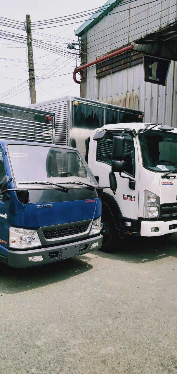 Xe tải đô thành iz49 thùn lững đời 2018 hot nhất hiện nay