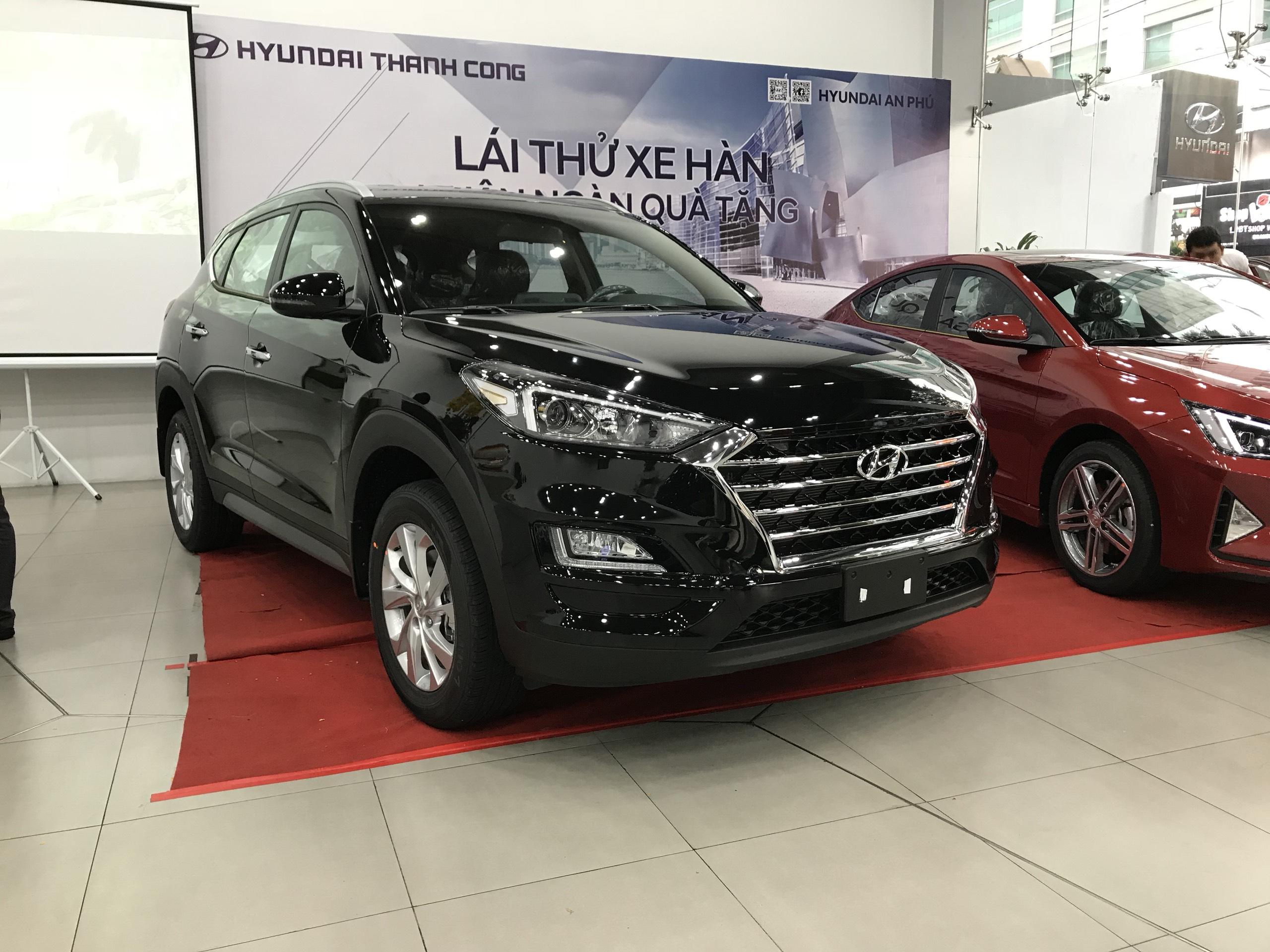 Hyundai Tucson 2019 Facelip giá tốt,