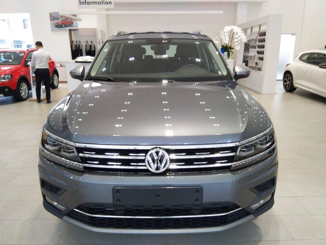 VW Tiguan Allspace 2019 SUV 7 chỗ nhãn hiệu Đức - hotline: 0909717983