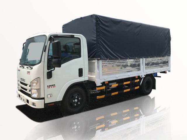 xe tải isuzu 1t9 thùng bạt nmr 310 đời 219