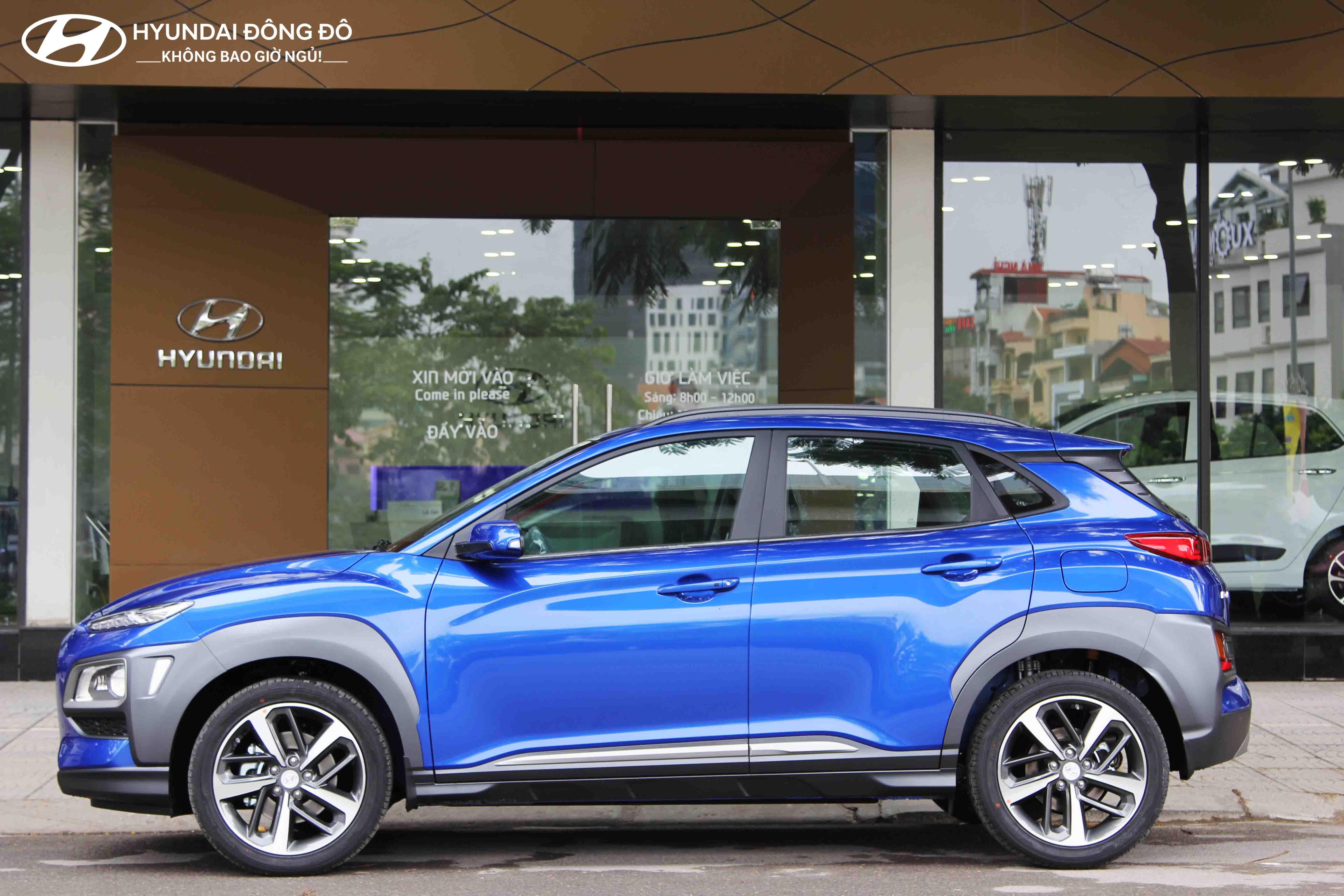 Bán Hyundai Kona 1.6 Turbo Giá Tốt Nhất Thị Trường Xe Có Sẵn Giao Ngay!