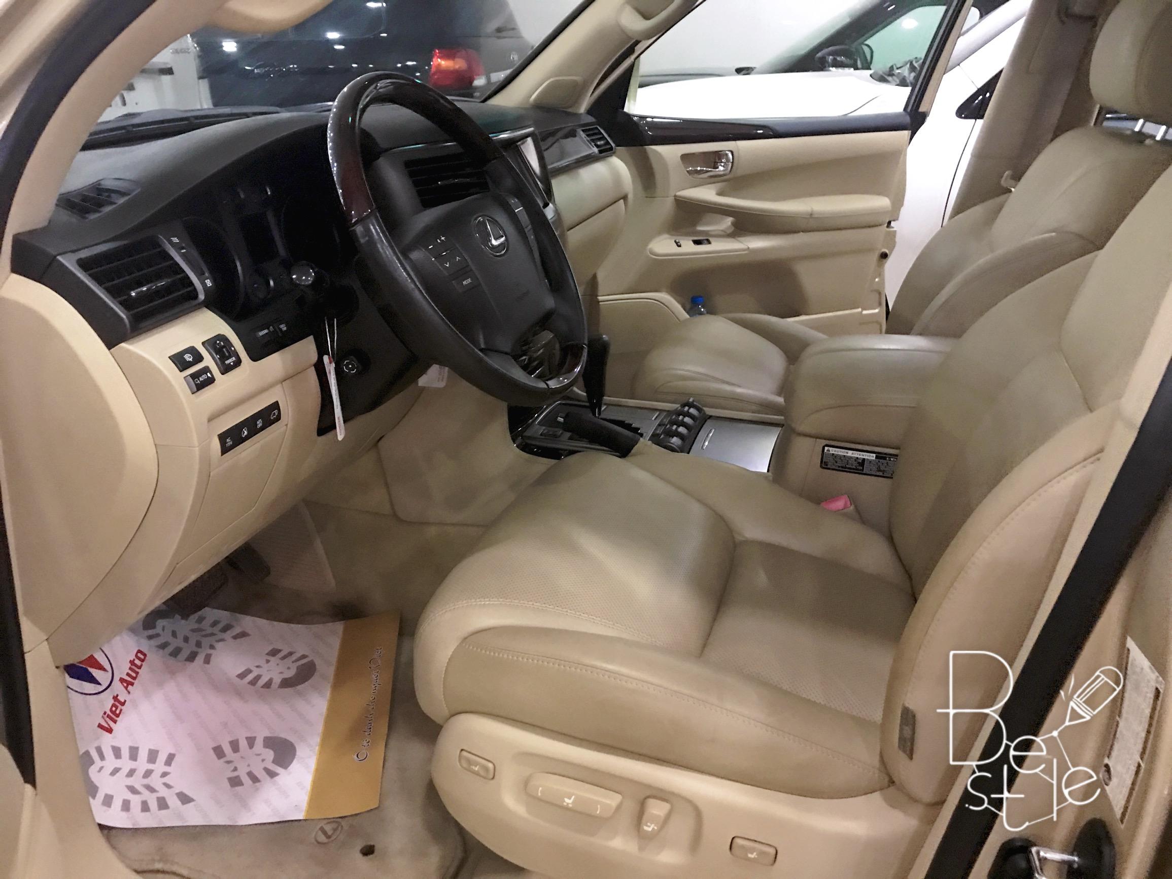 Bán Lexus LX570 nhập Mỹ,đăng ký 2010, đã lên form 2015, biển Hà Nội 8