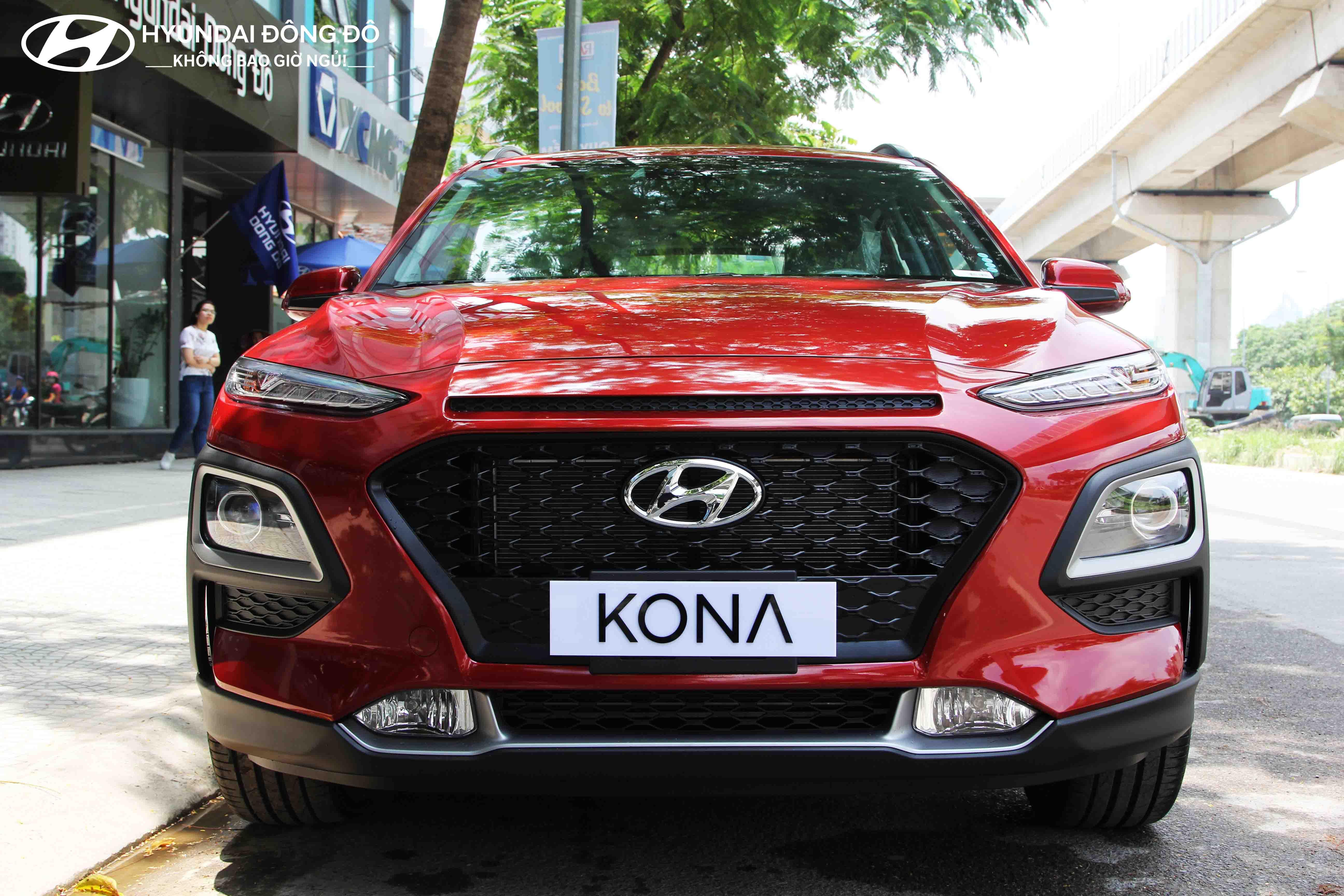 Bán Hyundai Kona 2.0 AT Giá Tốt Nhất Thị Trường!