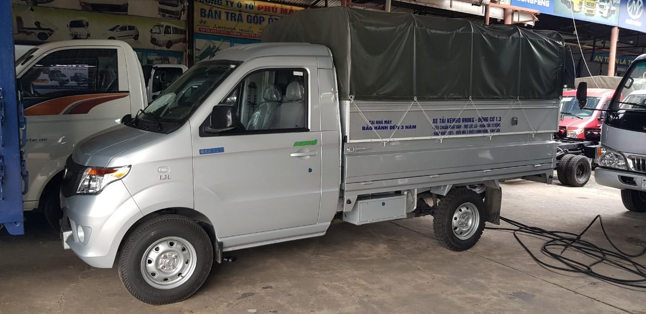 Kenbo 990kg, thùng bạt, giá chính hãng