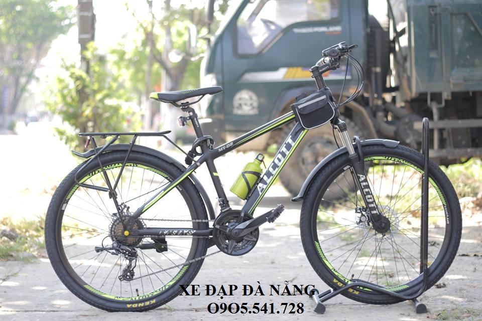 Xe đạp địa hình Alcott MT02 size bánh 26inch