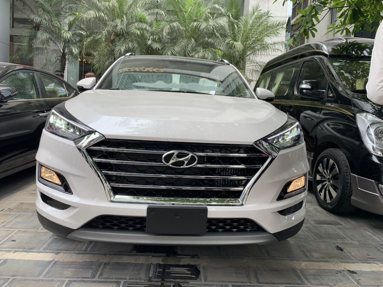 Hyundai Tucson 1.6AT Turbo 2019