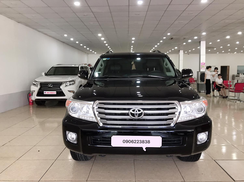 Bán Toyota Land Cruise 4.6 ,sản xuất 2014,đăng ký 2015,1 chủ từ đầu
