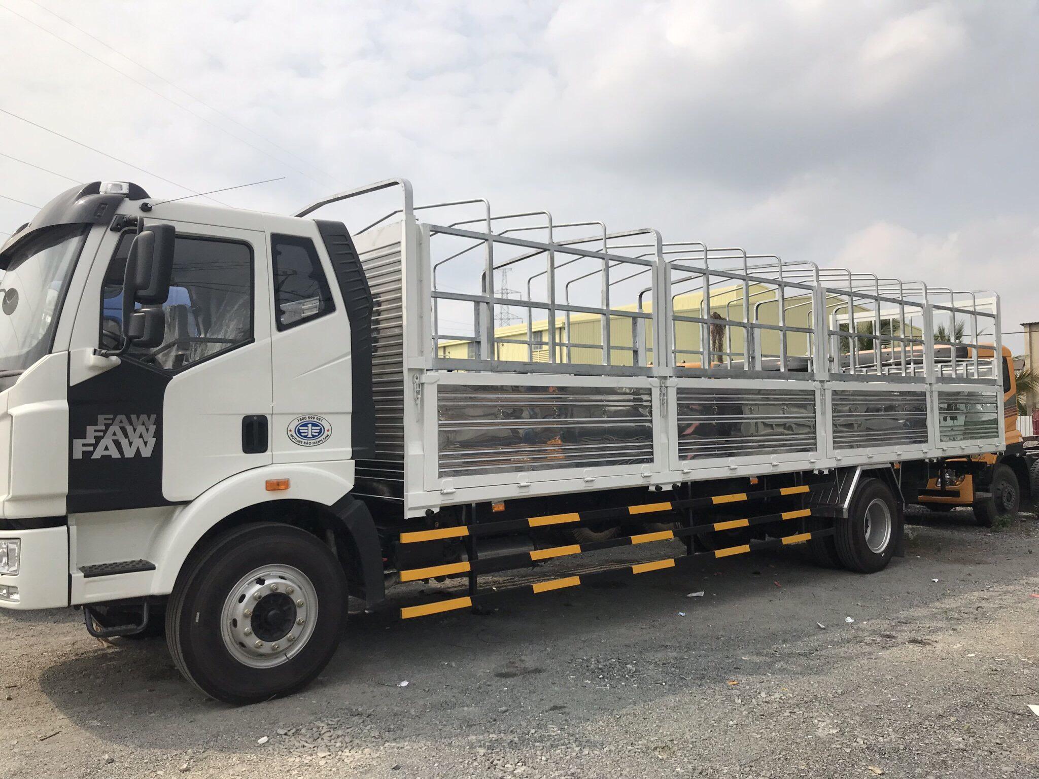 xe tải Faw 7.2T