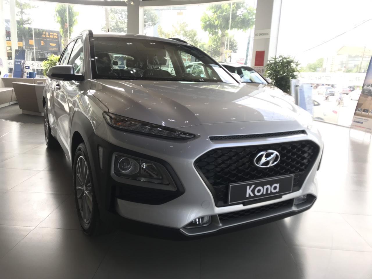 Giá Hyundai Kona tiêu chuẩn 2019 Ôtô Hyundai Bình Dương