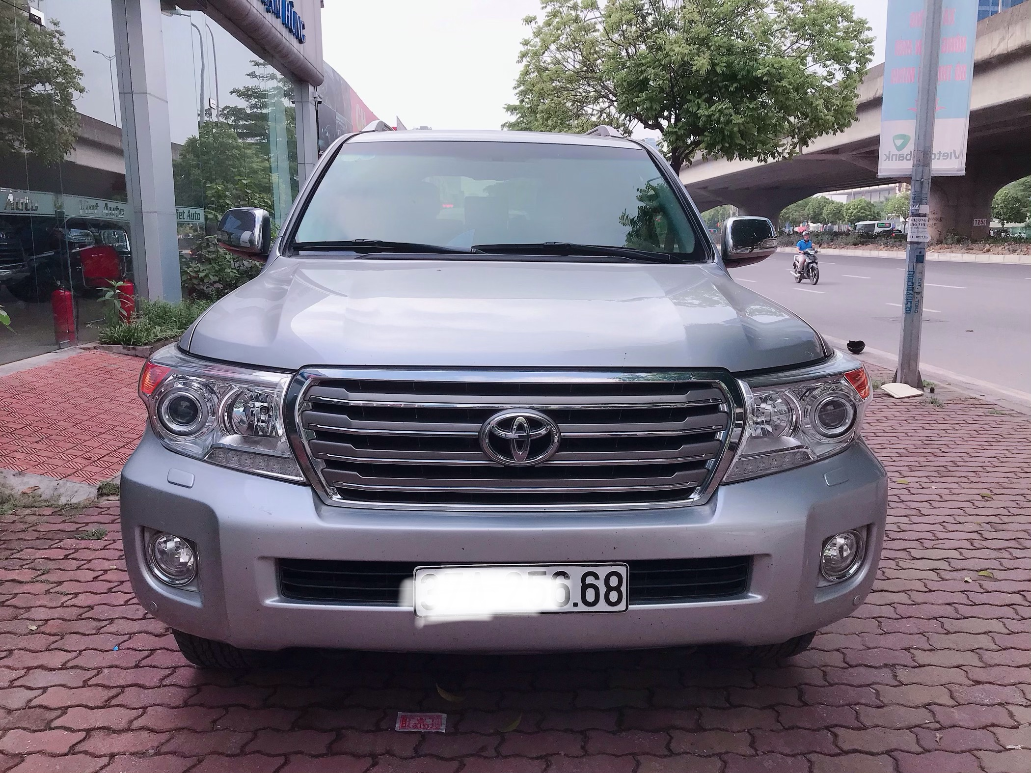 Bán Toyota Land Cruise 4.6,sản xuất và đăng ký 2015,1 chủ từ đầu,xe chạy 4,8 vạn km,như mới .