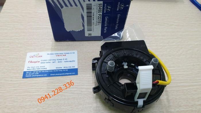 Cáp còi (cuộn dây túi khí) Hyundai Elantra 93490F2215 / 93490F2225