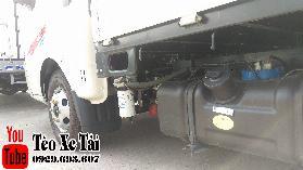 Jac x5 thùng lững   Xe tải Jac - Jac 1.25 tấn thùng lững 3m2