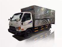 Xe tải huyndai hd99 thùng kín