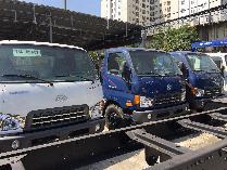 Hyundai Mighty sản xuất năm 2016 Số tay (số sàn) Xe tải động cơ Dầu diesel