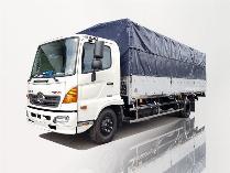 Xe tải hino FC thùng dài 5.8m đời 2018