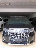 Bán Toyota Alphard Executive Lounge sản xuất 2019, màu đen, nhập khẩu nguyên chiếc.