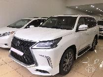 Lexus LX570 sản xuất 2016,đã lên fom 2019,đăng ký 2019,1 chủ,lăn bánh 5000Km.LH : 0906223838