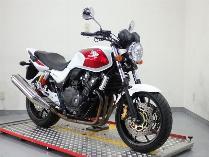 Cần bán Honda CB 400 Super Four VTEC Revo phiên bản 2015 màu đỏ trắng