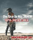 Cho thuê xe máy tại TP.HCM, giao nhận xe tận nơi miễn phí