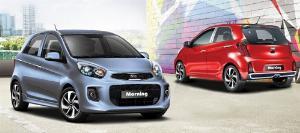 Kia Morning sản xuất năm 2019 Số tự động Động cơ Xăng