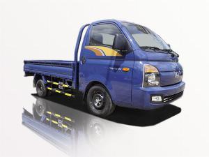 xe tải huyndai 1t9 thùng lững h150