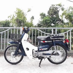 Cub 82 Honda Nhật 90cc nguyên bản biển 4 số Hà Nội 29