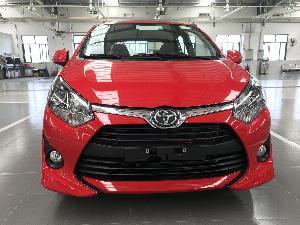 Khuyến Mãi Wigo 1.2G AT Số Tự Động Tại Toyota...