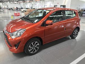 Giá Toyota Wigo 1.2G AT Số Tự Động Khuyến...
