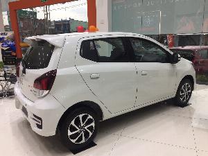 Báo Giá 1.2G AT Mới Nhất Toyota Wigo Số Tự...