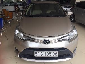 Toyota Vios sản xuất năm 2017 Số tay (số sàn) Động cơ Xăng