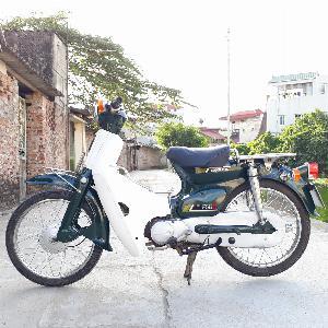 Cub 81 50cc Honda Nhật nguyên bản biển Hà Nội