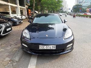 Porsche Panamera sản xuất năm 2011 Số tự động Động cơ Xăng