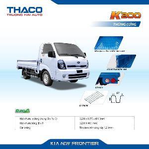 Kia K2700 sản xuất năm 2019 Số tay (số sàn) Xe tải động cơ Dầu diesel