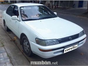 Toyota Corolla sản xuất năm 1997 Số tay (số sàn) Động cơ Xăng