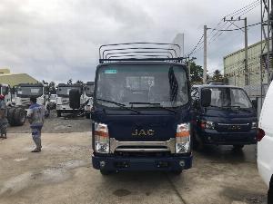 Xe tải JAC N200 tải 1 tấn 9 thùng bạt đời...