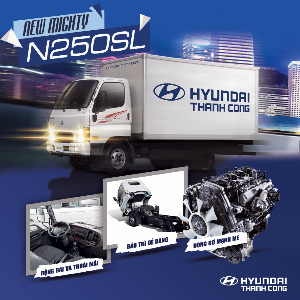 Hyundai N250SL sản xuất năm 2019