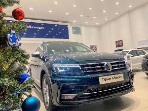 Volkswagen Tiguan sản xuất năm 2019 Số tự động Động cơ Xăng
