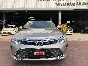 Toyota Camry sản xuất năm 2016 Số tự động Động cơ Xăng