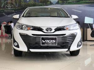 Toyota Vios sản xuất năm 2020 Số tự động Động cơ Xăng