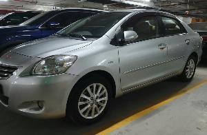 Toyota Vios sản xuất năm 2012 Số tự động Động cơ Xăng
